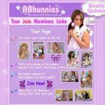 AB Hunnies 신용 카드