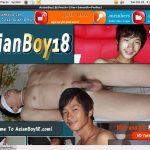 Asian Boy 18 Free Clips