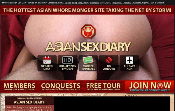 Asian Sex Diary Videos