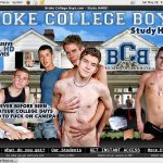 Broke College Boys Account For Free