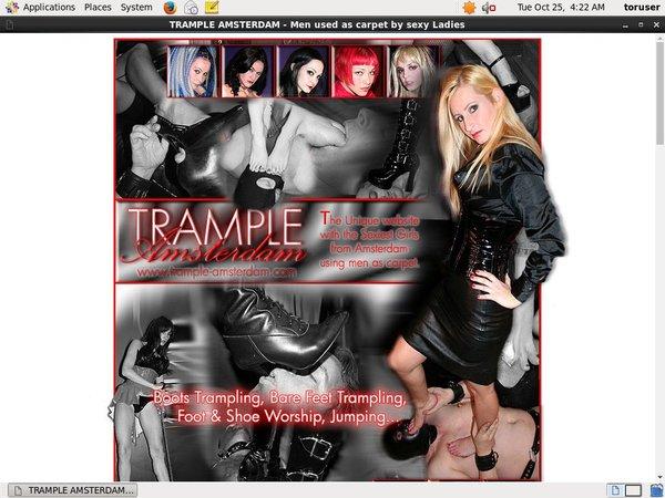 Buy Trample Amsterdam Account