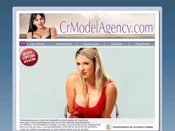 Costa Rica Model Agency Account And Password
