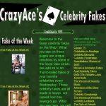 CrazyAces Celebrity Fakes Promo Code