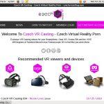 Czech VR Casting Recent