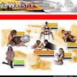Fem Wrestle Mit ELV