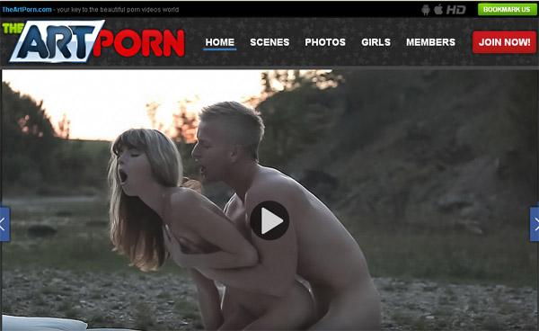 Free The Art Porn Passes