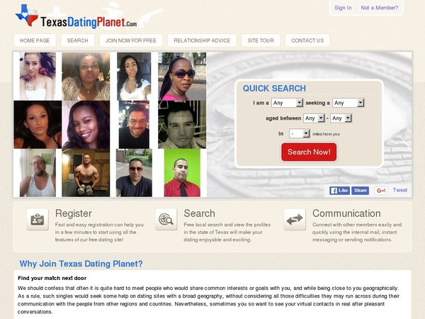 Full Texas Dating Planet Videos