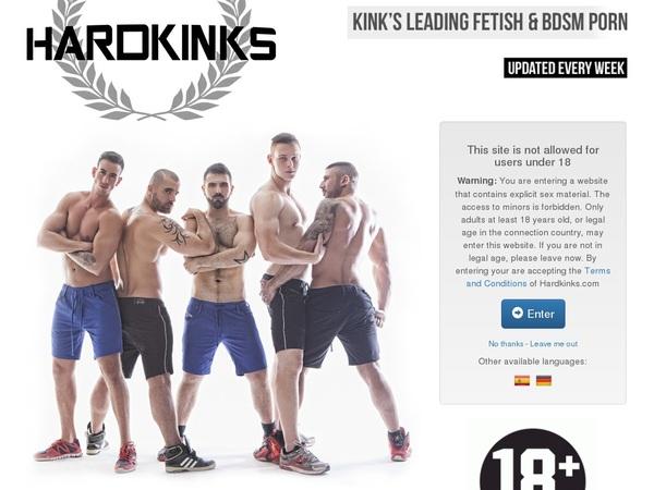 Hardkinks.com Free Tube