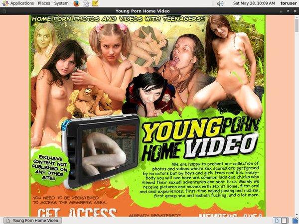 How To Get Into Youngpornhomevideo.com