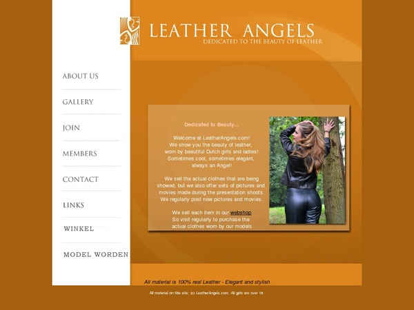 Leatherangels.com Xxx