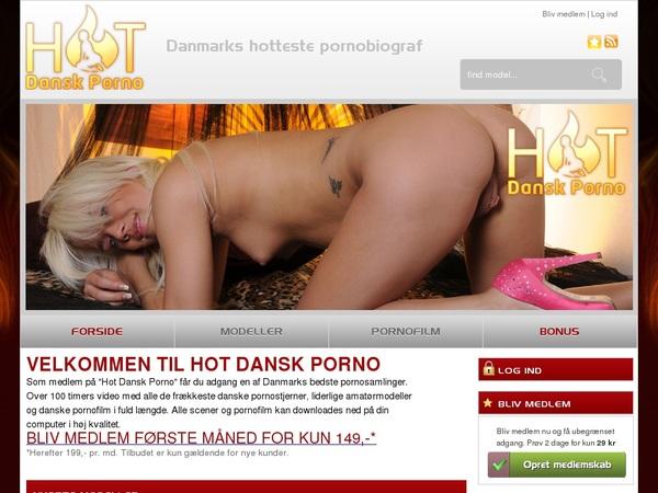 Mobile Hot Dansk Porno Account
