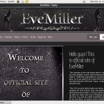 Password For Eve Miller