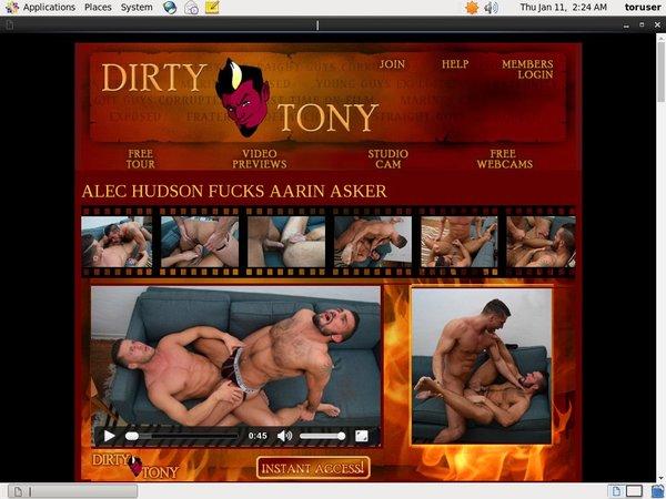 Premium Dirtytony.com Pass