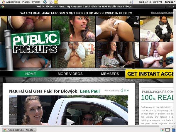 Publicpickups Bonus