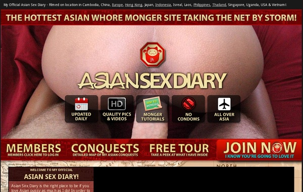Real Asiansexdiary Accounts