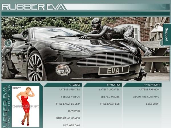 Rubber Eva Usernames