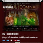 Scat Domina Pay Site