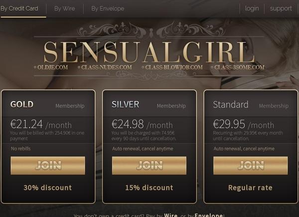 Sensual Girl Free Premium Passwords
