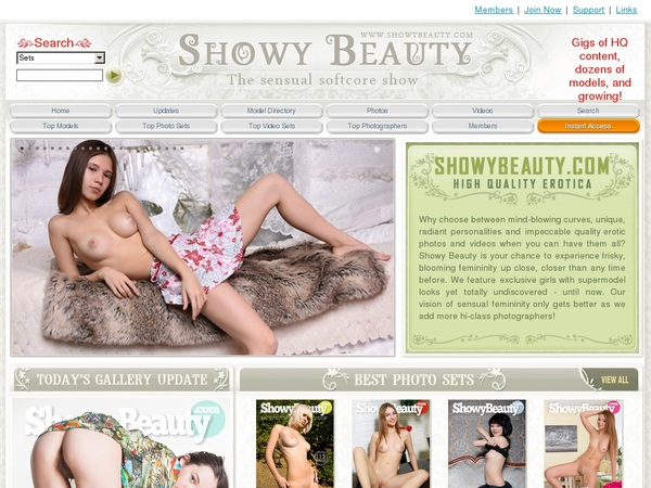 Showybeauty.com Password Dump