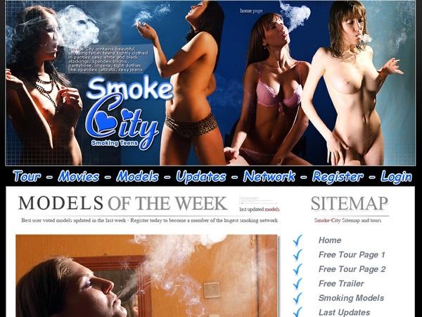 Smoke City Payment Page