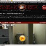 Sneaky Peek Payment