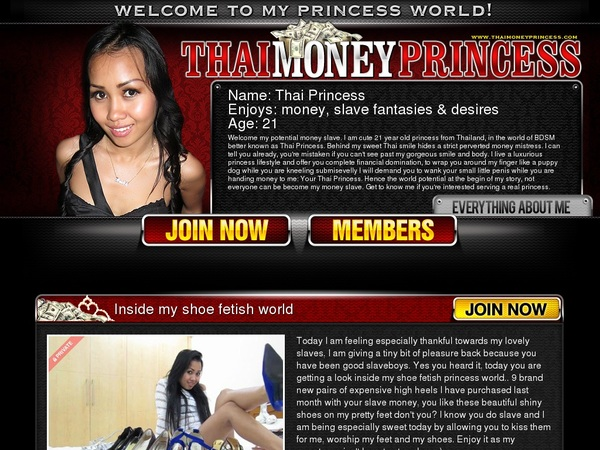 Thaimoneyprincess New Videos
