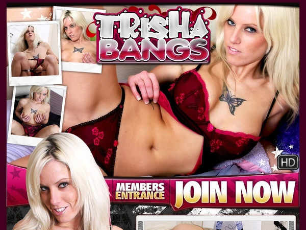 Trisha Bangs Billing Page