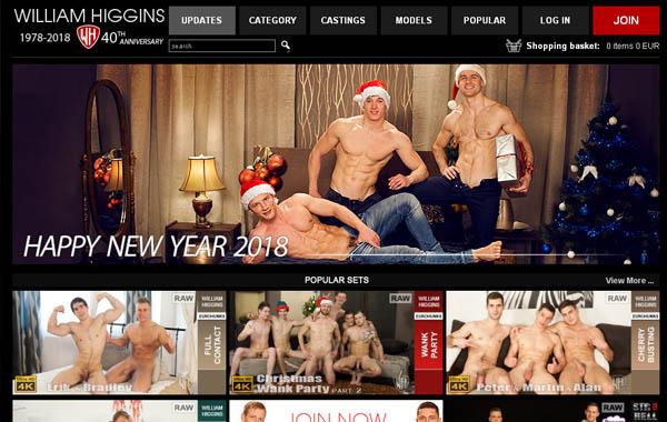 Williamhiggins.com Sconto