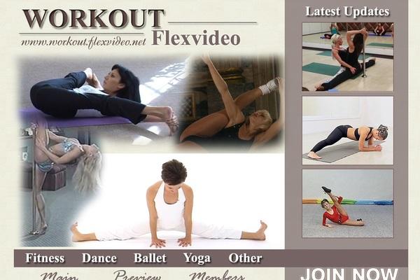 Workoutflexvideo Full Version