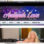 Aaliyah Love Newest