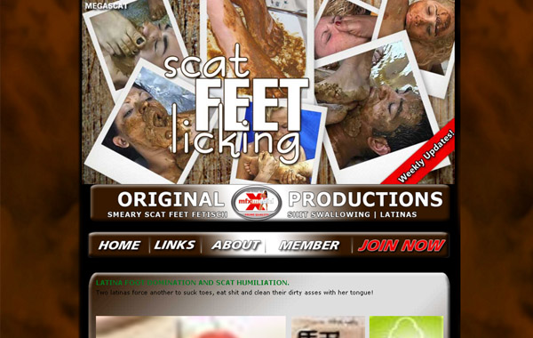 Scat Feet Paypal Offer