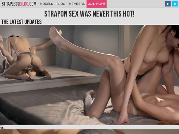 Straplessdildo.com Make Account