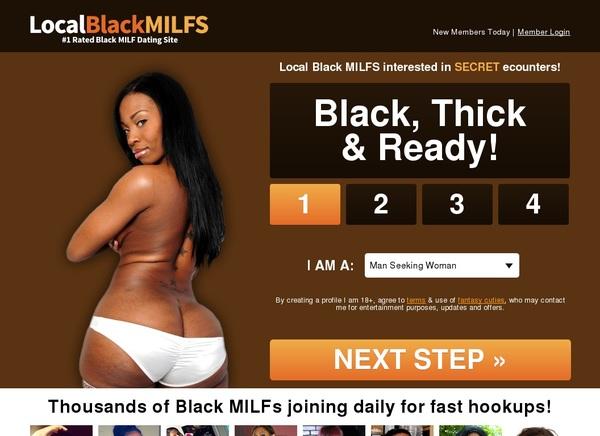 Local Black Milfs Siterip