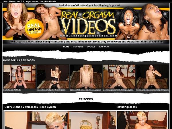 User Realorgasmvideos.com