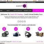 Access To Czech VR Casting