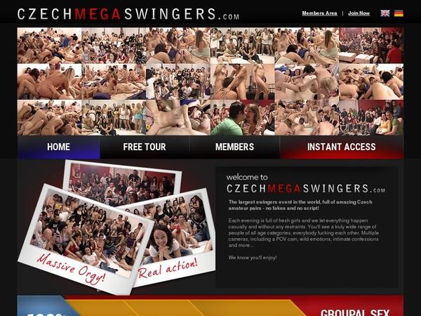 Czechmegaswingers.com Pay Using