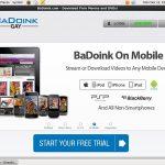 BaDoink Gay Credits
