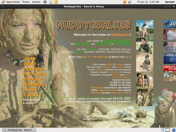 Freies Muddy Girlies