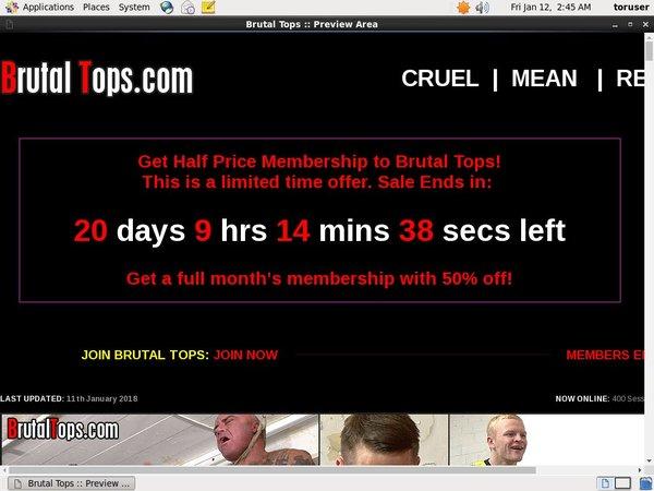 Brutaltops.com Image Post
