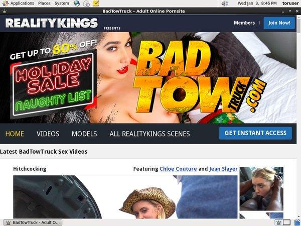 Badtowtruck.com Clips4sale