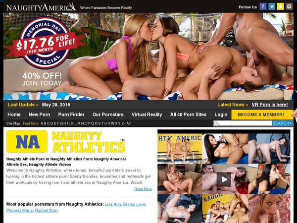 Free Naughtyathletics Clips