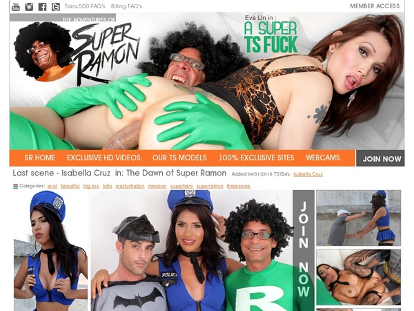 Free Super Ramon Access