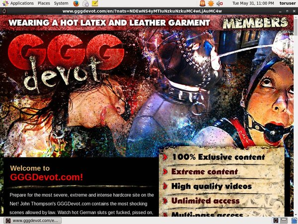 GGG Devot With Gift Card