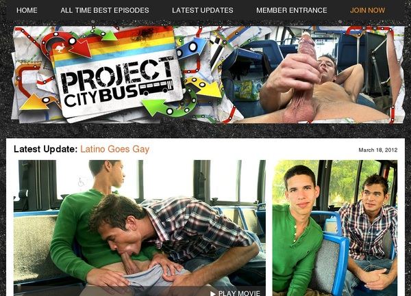 Project City Bus Cc Bill