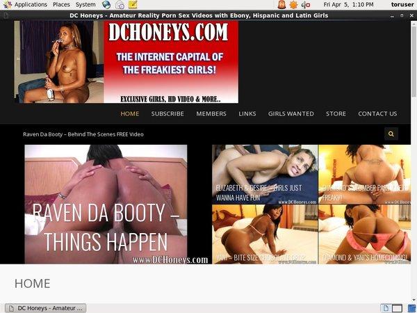 Dchoneys.com With Amex