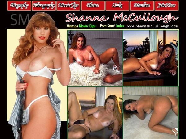 Shanna Mccullough Nude