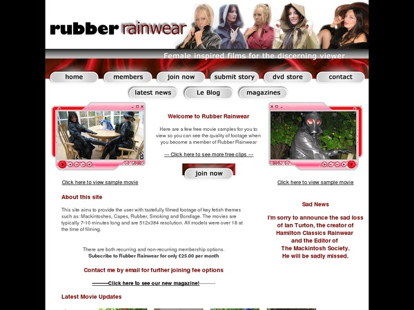 Rubberrainwear Wiki