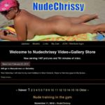 Nude Chrissy Signup