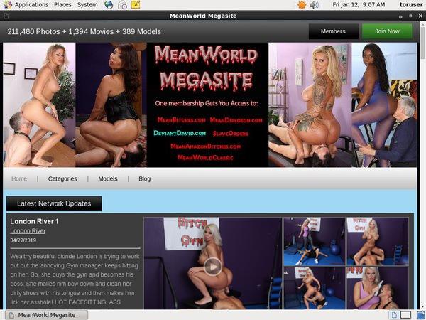 Meanworld.com Pass