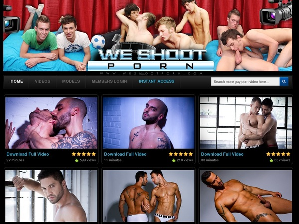 We Shoot Porn Fotos